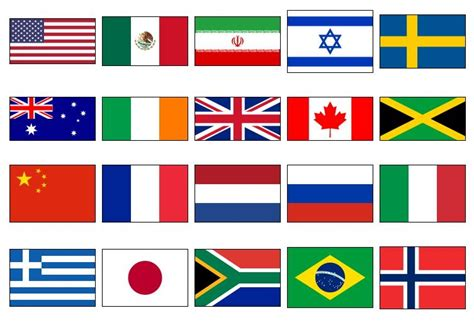 imagenes de banderas de paises mapa interactivo de banderas del mundo banderas de pa 237 ses
