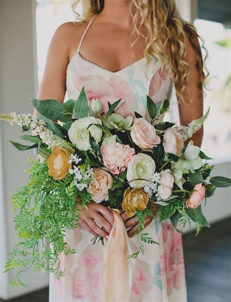 diy silk flower centerpiece green wedding shoes diy silk flower bouquet for an elopement green wedding shoes
