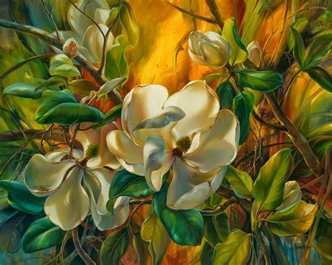 Pigura Lukisan Lengkap 2 In 1 Anda Pilih Lukisannya 135x85 Mode B 29 Gambar Lukisan Bunga Seni Rupa