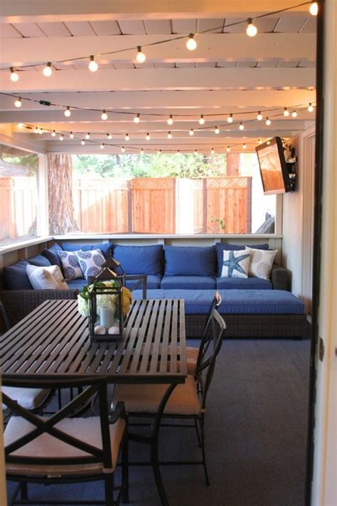 string lights for screened porch patio lights and string lights on pinterest
