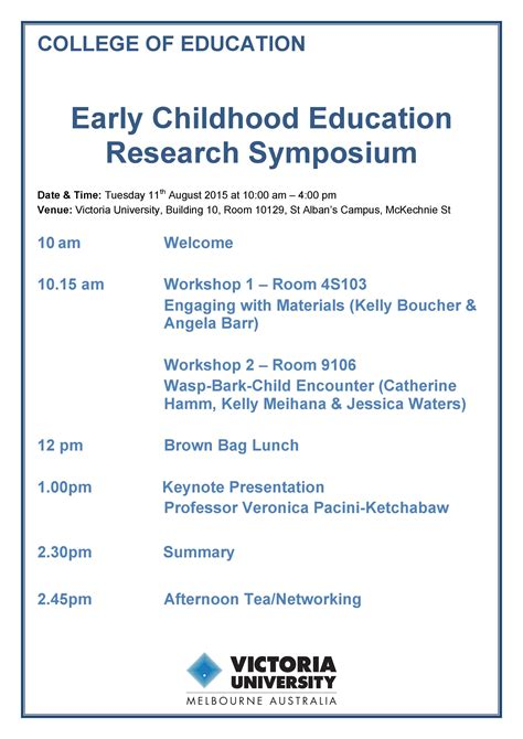 early childhood education topics research paper early childhood education research gallery diagram