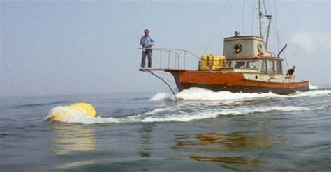 jaws fishing boat scene 375 best jaws images on pinterest going
