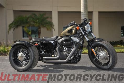 Trike Conversion Kits For Harley Davidson yelvington designs releases harley davidson trike
