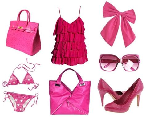 fashion trend pink all for fashion design