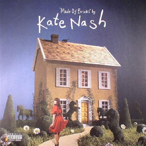 Made Of Bricks By Kate Nash by Kate Nash Made Of Bricks Reissue Vinyl At Juno Records
