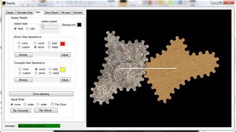 gear layout software gearify software