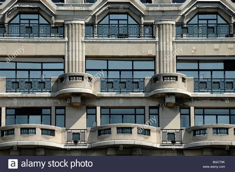art deco balcony art deco balconies facade of la samaritaine department