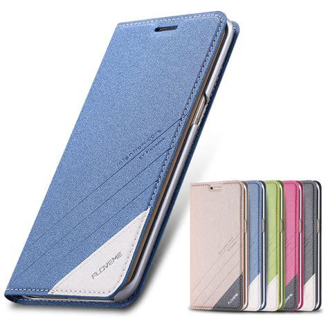 Samsung S6 Edge Plus Wallet Leather Casing Bumper Dompet Kulit floveme phone for samsung galaxy s6 edge plus flip