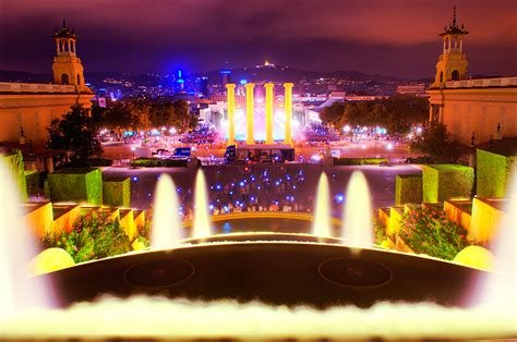 amazing tourist attractions    barcelona spain