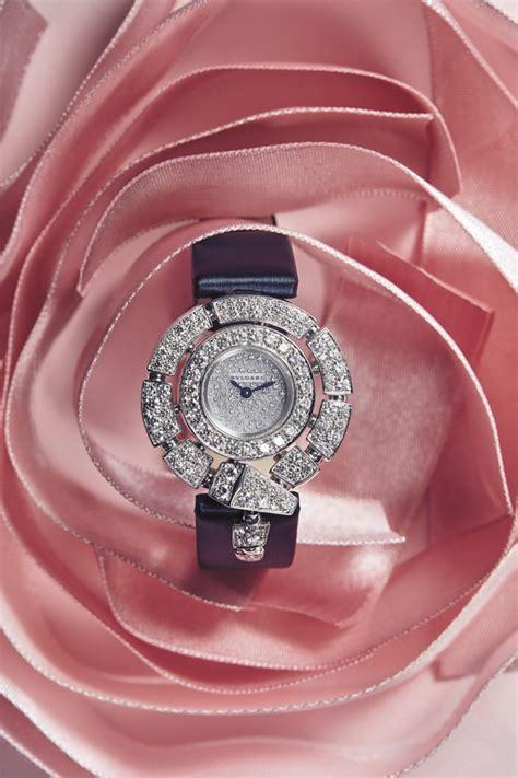 Jam Tangan Wanita Bvlgari Ular arloji mewah pilihan glam glam malaysia