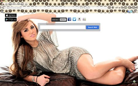 Theme Google Chrome Miley Cyrus | 27 miley cyrus chrome themes desktop wallpapers more
