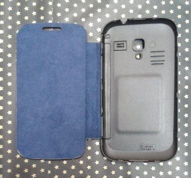 Flipcover Samsung Ace2 I8160 funda carcasa dura flip cover libro para samsung galaxy