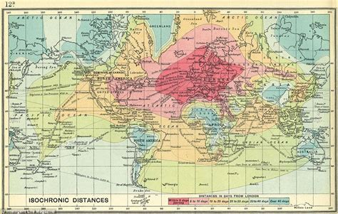 maps reveal  long  takes  travel