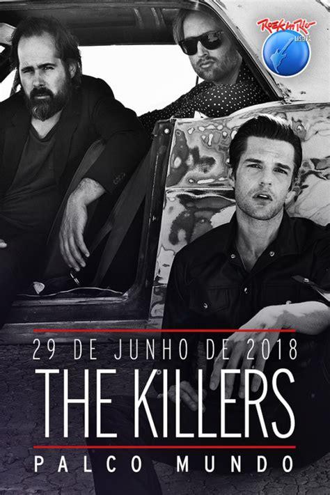 Bruno Mars Zenfone 5 the killers no palco mundo do rock in lisboa