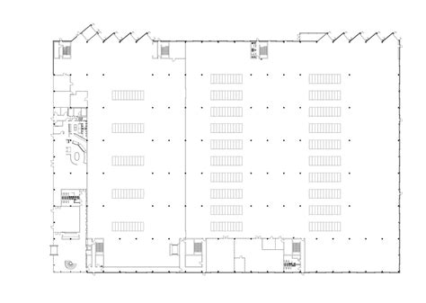 production floor plan gallery of new office and production building burckhardt partner 11