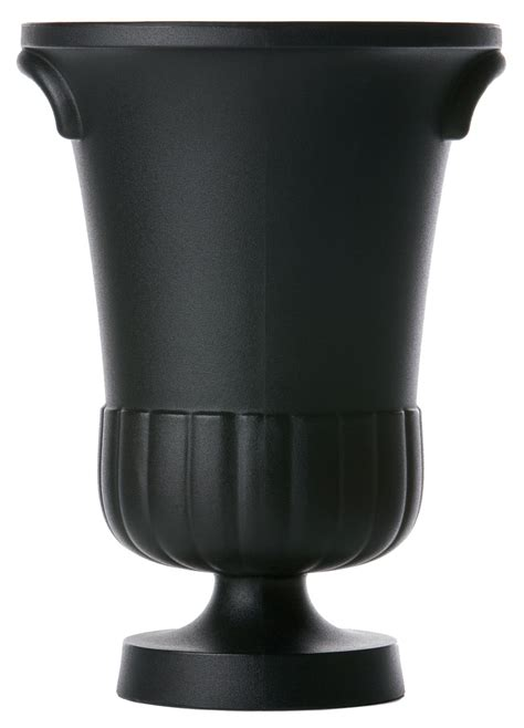 Moooi Vase by Container Vase Black By Moooi