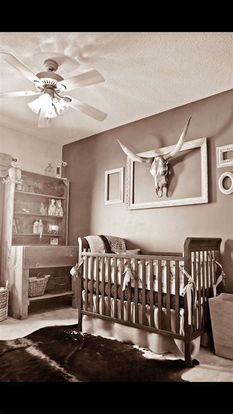 Western Nursery Decor Western Themed Baby Nursery Pictures Photos And Images For Pinterest And