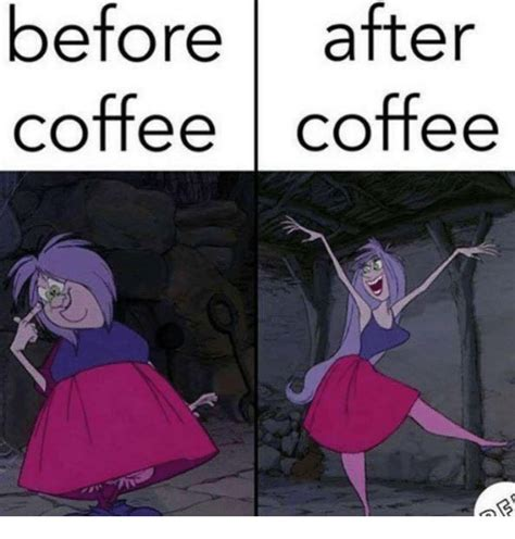 Before And After Meme - before after coffee coffee meme on sizzle