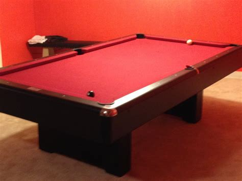 amf 8ft pool table with felt kansas city 64134 7808