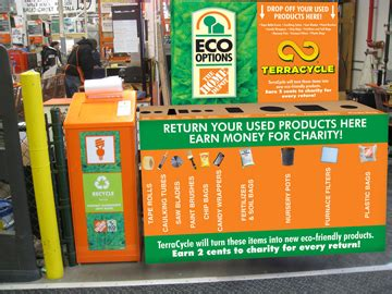 home depot and petco targeted for terracycle s newest
