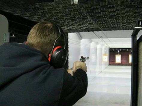in home indoor shooting range cool home ideas and