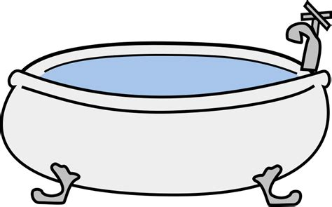tub clipart cliparts co