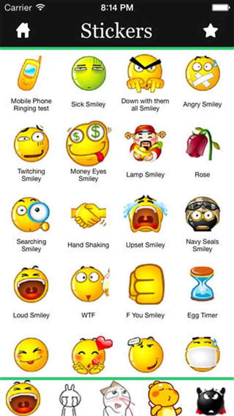 Smiley Sticker For Whatsapp by Stickers For Whatsapp New Stickers Emoticons Icons