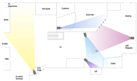 cctv layout design software free basic cctv system diagram cctv network diagram exle