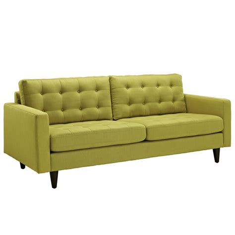 Lola Sofa by Lola Sofa Green