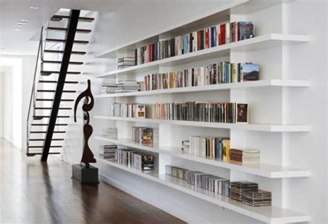 contemporary built in bookshelves 20 modern book shelves for your home