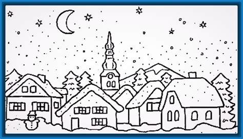 imagenes de paisajes bonitos y faciles paisajes para dibujar archivos dibujos faciles de hacer