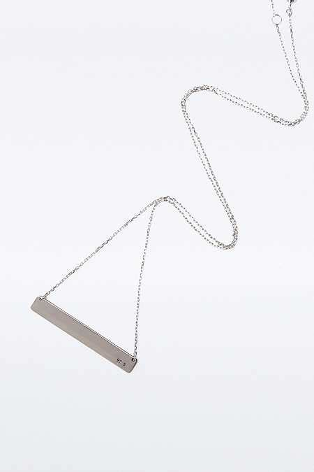 I Envelope Necklace From Outfitters by Jewellery Watches Outfitters