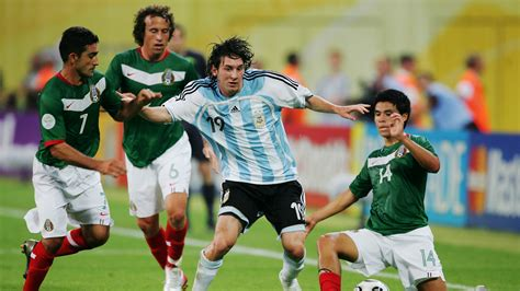lionel messi argentina world cup lionel messi s history at the world cup 2006 debut 2010