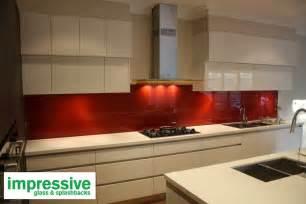 nice Splashback Options For Kitchens #1: 1341287171980_RedBoxSplashback-938x704.jpg