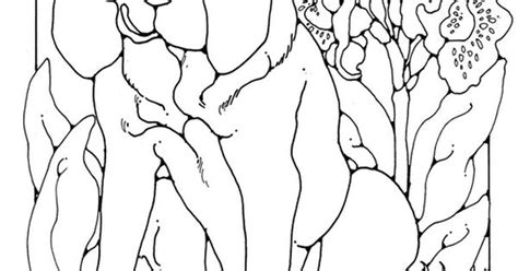 coloring pages of bloodhounds coloring page bloodhound patricia s coloring pages