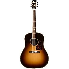 Where To Buy Guitar Center Gift Cards - gibson limited edition j 45 custom acoustic electric guitar guitar center