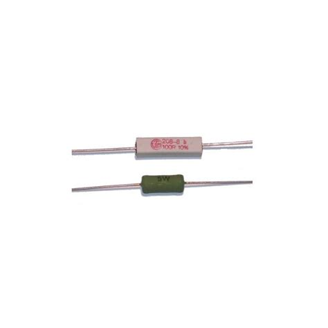 a wire wound resistor consists of 47r wire wound resistor 5w