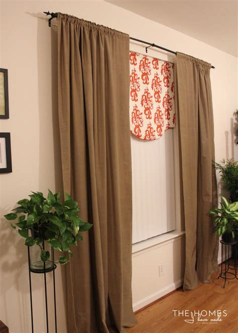how to hang window treatments 8 clever window treatment solutions for renters the