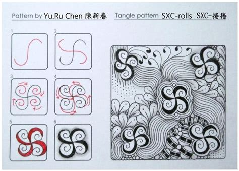 heart pattern xuite 1000 images about art ideas for zentangles doodles on