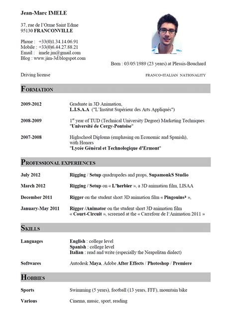writing curriculum vitae sles template themysticwindow