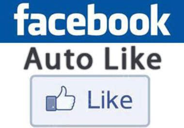 fb auto like how to get 1000 likes in facebook trick to get auto like