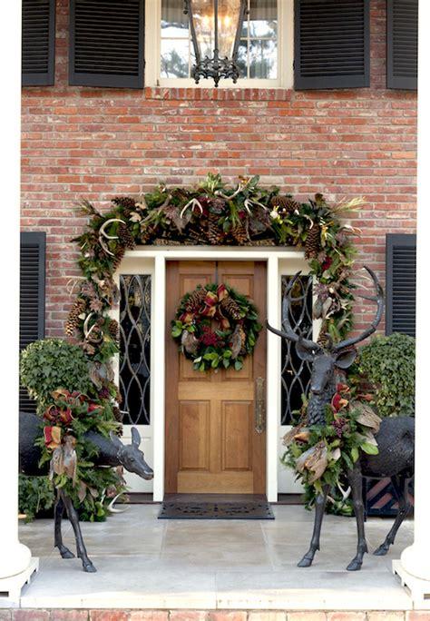 christmas door decorating ideas nimvo interior design christmas curb appeal randyjomsen s blog