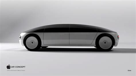 Apple Auto by Apple Car Concept Has Us Pining For The Future