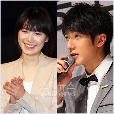 goo hye sun y su novio en la vida real 2015 wu zun korean people