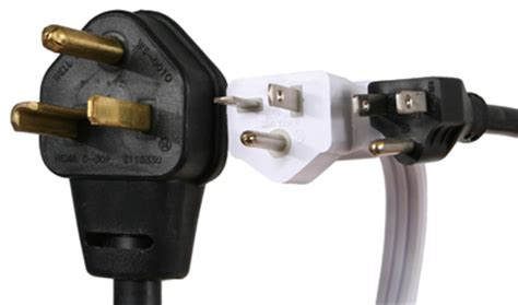 voltage and cord configuration for appliances 110 vs 240