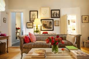 At Home Interior Design Sweet And Cozy Home Interior Design By Rita Konig