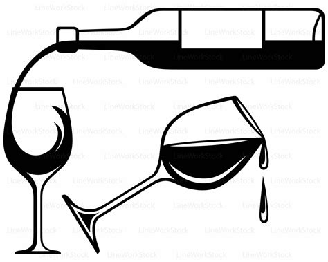 wine silhouette wine bottle clipart free download best wine bottle