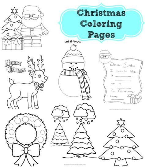 printable christmas cards you can color christmas coloring pages printables