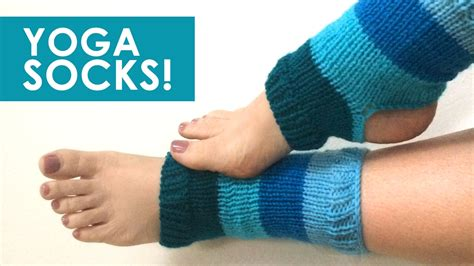 tutorial for yoga socks how to knit yoga socks pattern with video tutorial