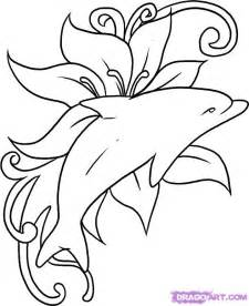 cartoon dolphin images az coloring pages
